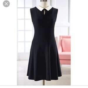 Timeless fit and flare dress